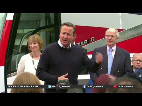Polls open Thursday for UK vote on leaving European Union