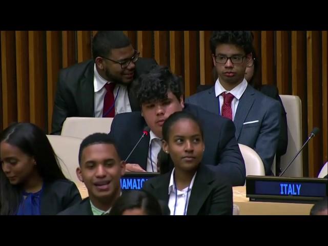 Foro CEPAL sobre el Desarrollo Sostenible en la Reunión Plenaria de NYMUNLAC 2019.