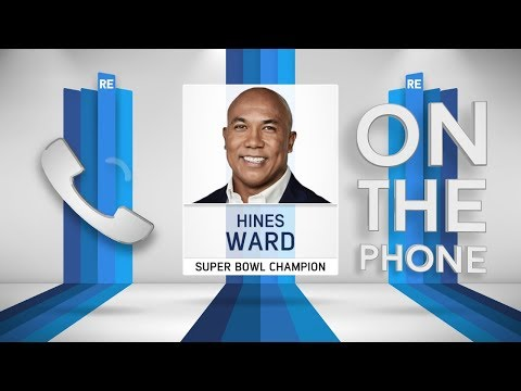 2 -Time Super Bowl Champion Hines Ward Dials into The Rich Eisen Show | Full Interview | 9/18/17