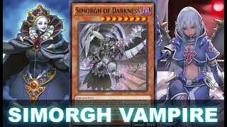 NEW VAMPIRE ft SIMORGH OF DARKNESS + Lightsworn (New Box Infernity Destruction Yu-Gi-Oh! Duel Links)