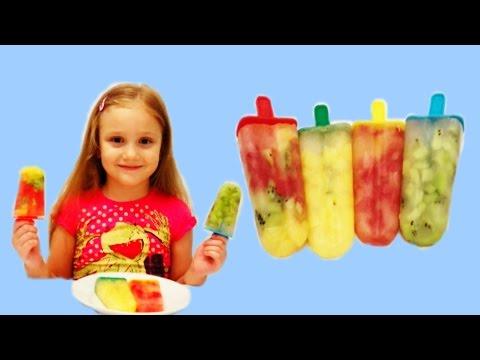 Înghetata de fructe Reteta de la Betty #1