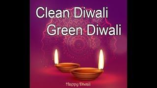 Clean Diwali Green Diwali