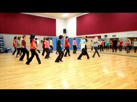 Blue Ain't Your Color - Line Dance (Dance & Teach in English & 中文)