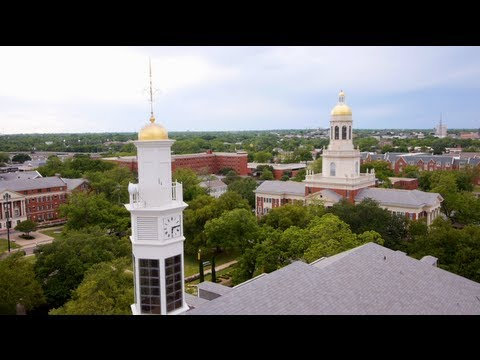 Baylor Virtual Tour: Campus Life