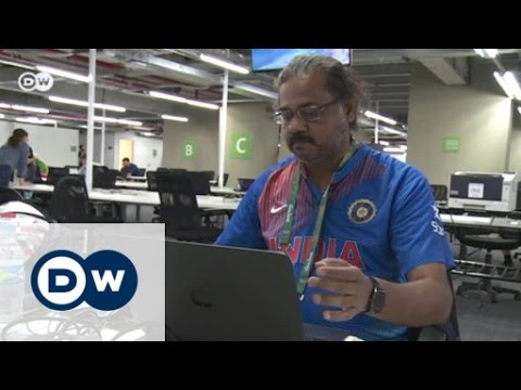 My Olympics - a sports journalist from India | DW News