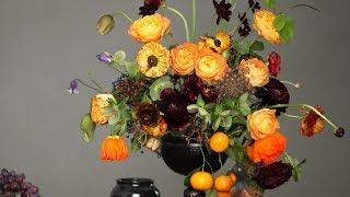 How to Make a Dutch Floral Display  - Martha Stewart