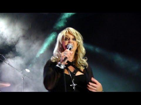 Bonnie Tyler - I Need a Hero. Lohusalu sadamas, 08.08.2014