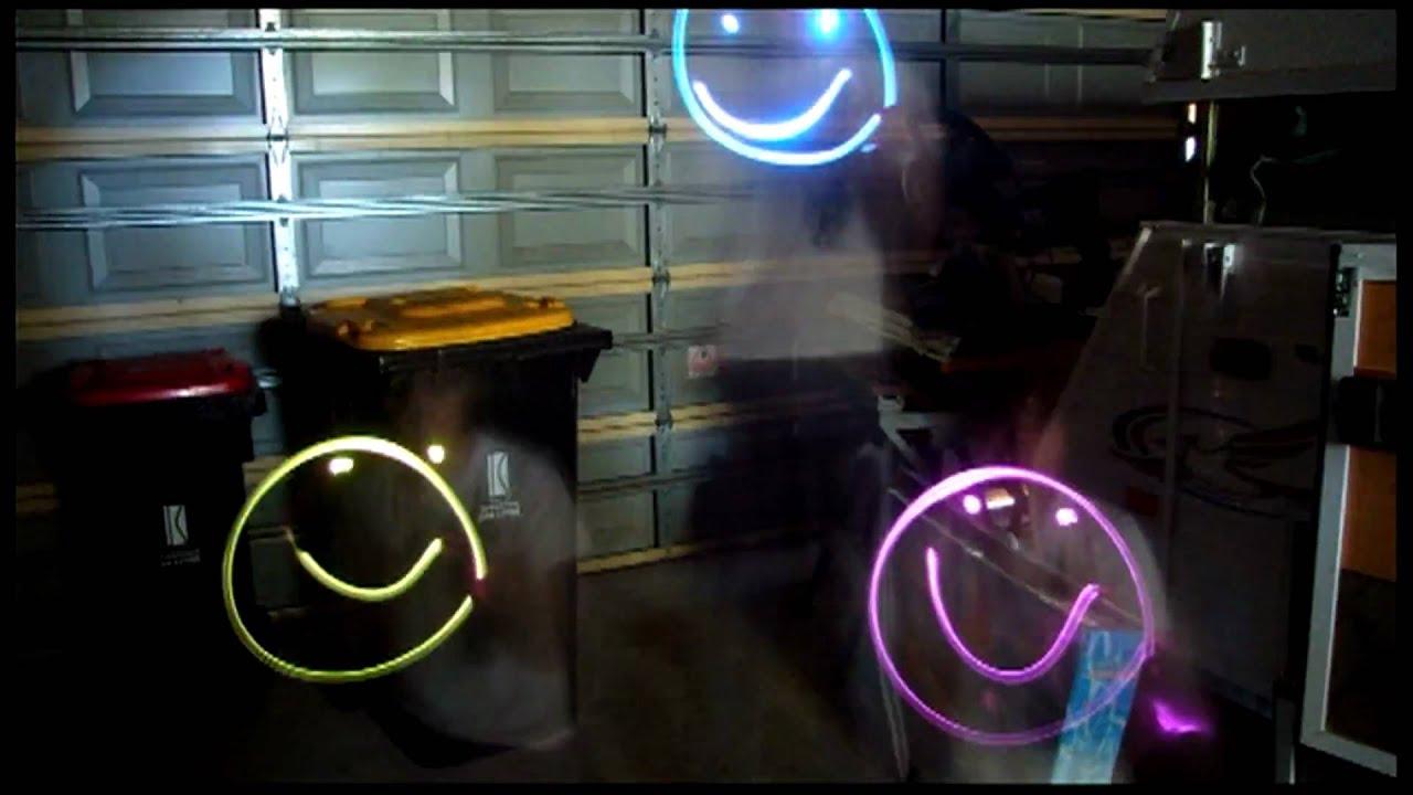 13 Creative Light Painting Animations