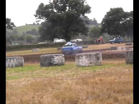 Meifod Banger Racing 4 2013