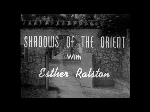 Shadows of the Orient (1935) CRIME-DRAMA