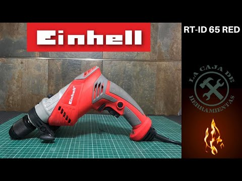 Taladro Einhel RT-ID 65 RED