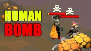Runescape LOLs - Human Bomb