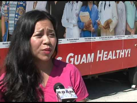 Guam Mobile Care Clinic - bringing health to you