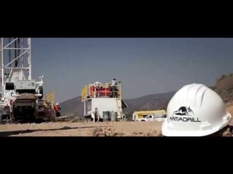 Water Well Drilling in Mexico - ARMADRILL Corporate Video Extended Version