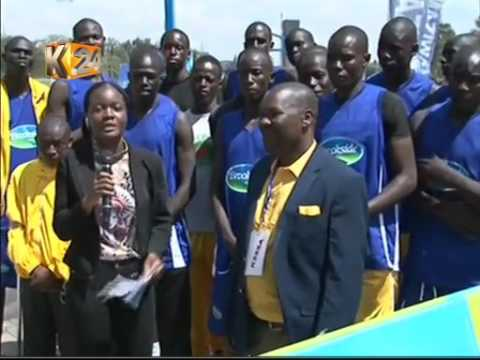 K24 Sports Hub with Shawn Osimbo [ Kenya Secondary School Ga
