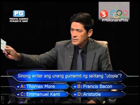 Who Wants To Be A Millionaire Episode 39.5 |