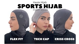 Sports Hijab- Haute Hijab three style HONEST review, should you buy it?