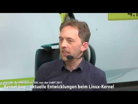 #heiseshowXXL: Kernel-Log – aktuelle Entwicklungen beim Linux-Kernel