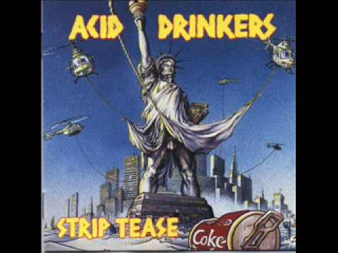 Acid Drinkers  Seek And Destroy Studio Version