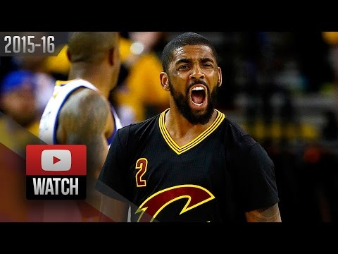 Kyrie Irving Full Game 7 Highlights at Warriors 2016 Finals - 26 Pts, Clutch Shot, CHAMPION!