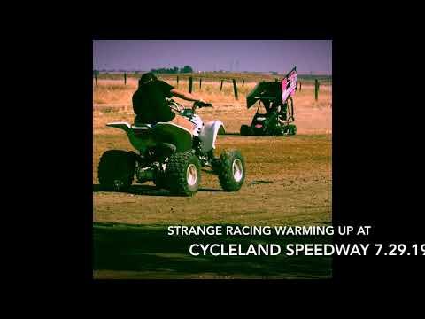 7/27/19 Cycleland Speedway warm up
