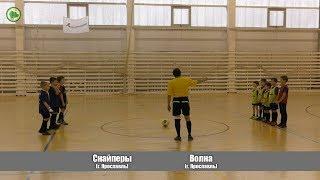 Снайперы г. Ярославль и Волна г. Ярославль  счет в матче 1-0