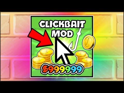 THE ULTIMATE CLICKBAIT MOD?? TROLLED BY A MODDER!! | Bloons TD Battles Hack/Mod (BTD Battles)
