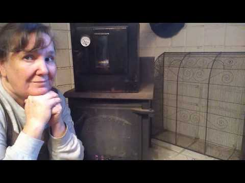 Single Top Woodstove Baker Oven