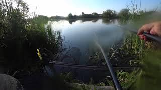 Ловля плотвы на поплавок Кукуруза или перловка