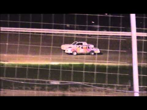 Pure Stocks at Lubbock Speedway 7-17-15