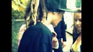 Tokio Hotel making of schrei video 2