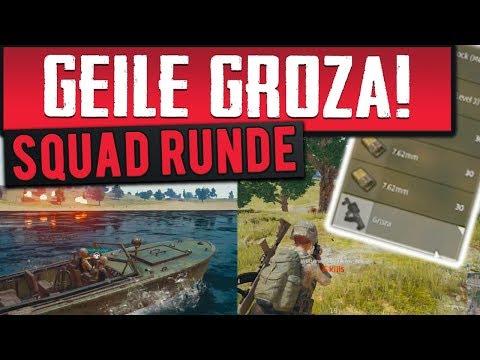 Starke Groza! - Immer noch beste Assault Rifle (Playerunknowns Battlegrounds)
