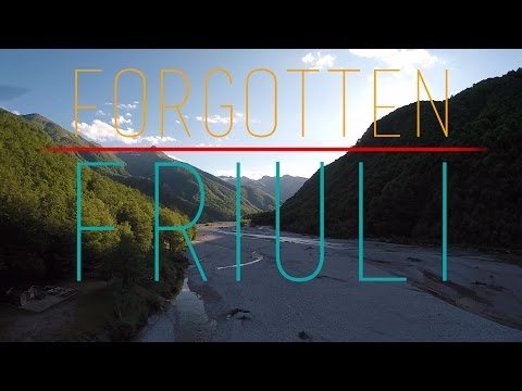 Forgotten Friuli -  A Motorcycle Tour Guide - 4000 km Alps Part 2/3