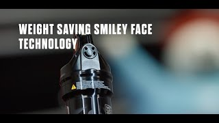 Weight Savings Smiley Face Technology