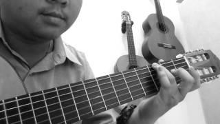 ไม้ขีดไฟกับดอกทานตะวัน - วิยะดา โกมารกุล ณ นคร Fingerstyle guitar