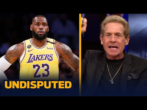 Skip responds to Kendrick Perkins' tweet about defending LeBron James | NBA | UNDISPUTED
