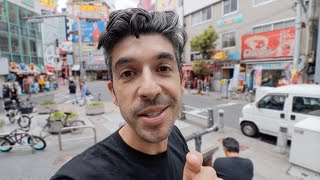 Two days in OSAKA (with vending machine warning)