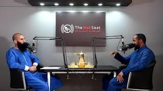 The Hot Seat Podcast    Ustadh Abdulrahman's Life Story (Part 1)  [Ep 7]