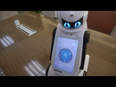 "Reeman Robot on RK3288 Android with Artificial Intelligence, 10"" touchscreen, sensors"