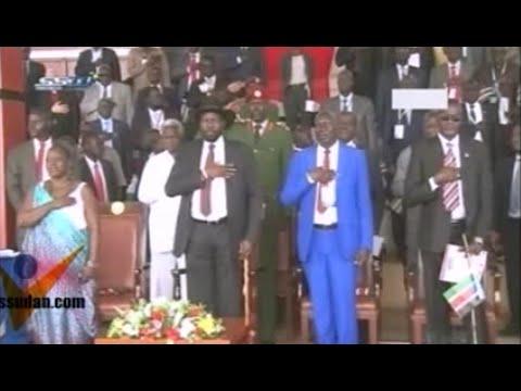 Juba (South Sudan), SPLM Public Rally