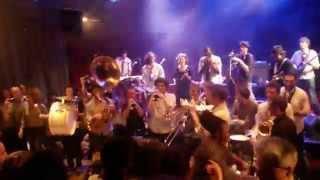 BIM BAM Orchestra  - Soul train !!