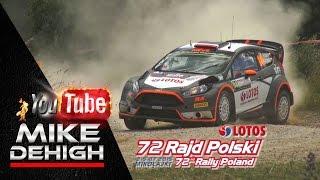Vid�o WRC Rally Poland RajdPolski 2015