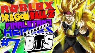 SUPER SAIYAN 3 IS THE BEST! | Roblox: Dragon Ball Z Final Stand Heroes BTS - Episode 7