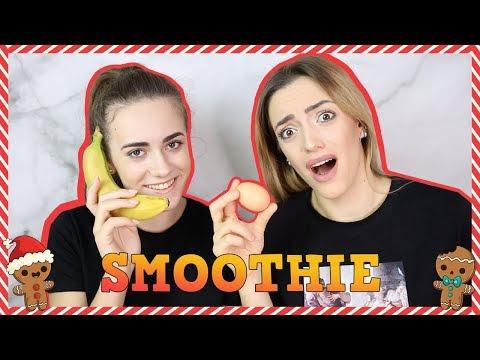 Smoothie Challenge sa Dunjom | VLOGMAS 16