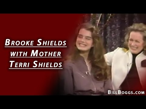 Brooke & Terri Shields RARE Interview at Xenon with Bill Boggs