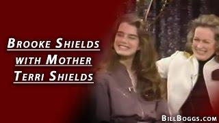 Brooke & Terri Shields RARE Interview at Xenon with Bill Boggs