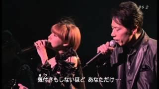 稲垣潤一さんは歌が上手いという理由であややをリクエストしました。