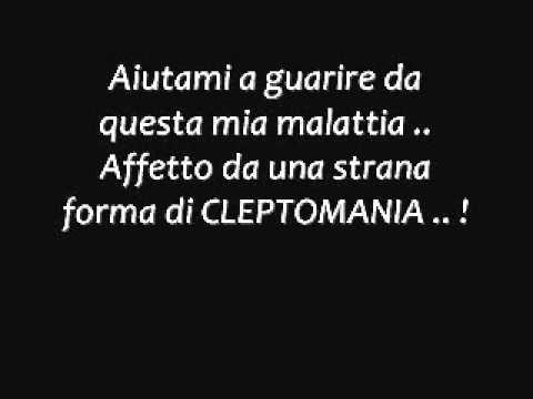 {Cleptomania - Sugarfree - Testo e Musica..!}