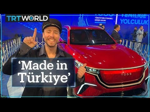 Turkey unveils its first domestic electric car