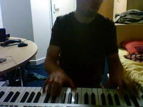 Josie - Steely Dan - Piano